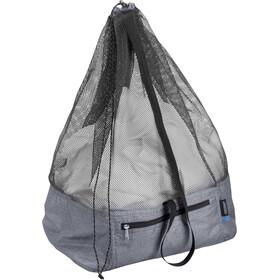Cocoon City Bolsa ropa sucia, transparente/gris